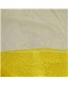 Saco Organza Amarelo c/ faixa - Amarelo - 9x14x14cm #1 - EO0317