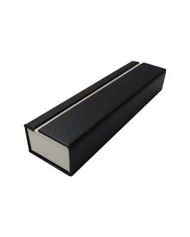 Caixa Linha Perola p/ Pulseira - Preto - 22.4x6x3.8cm - EO0536