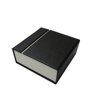 Caixa Linha Perola p/ Pendentes - Preto - 9.5x9.3x4cm - EO0534