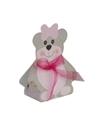 Caixa Criança Teddy Bear Urso Rosa - Rosa - 60x40x120mm - CX3469