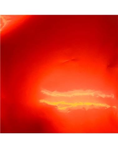 Rolo Polipropileno Metalizado Vermelho 0.3x30mts - Vermelho - 0.3x30mts - RP0089