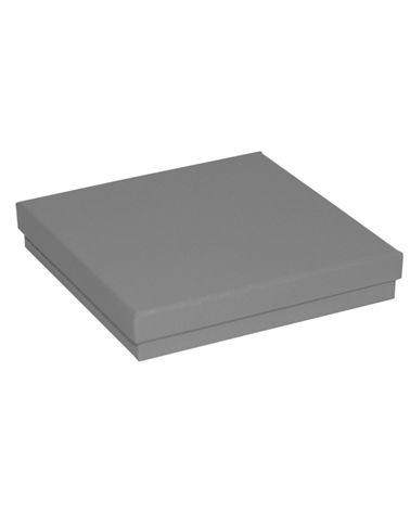 Caixa Linha 925 Silver p/ Colar - Prateado - 16x16x3cm - EO0696