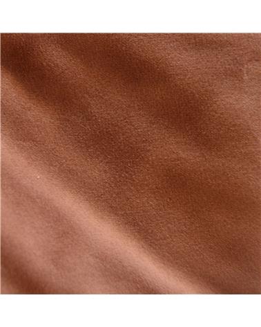 Saco Camurça Rosa Velho - Rosa - 10x14cm - EO0710