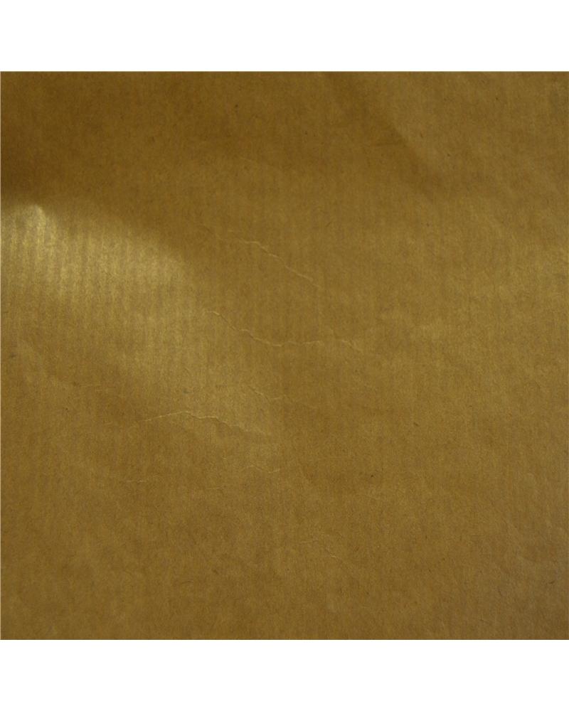 Rolo Papel Kraft Fundo Dourado - Dourado - 0.70x100mts - BB0005