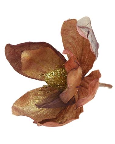 Haste Pequena Flor Lilás - Lilás - 17cm - DVC0172