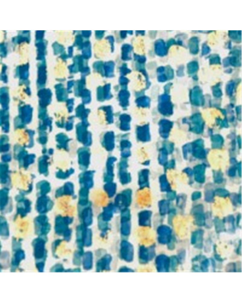 Saco c/ Pala Polipropileno Azul/Dourado 25x40cm (1000) - Azul/Dourado - 25x40cm - SC2415