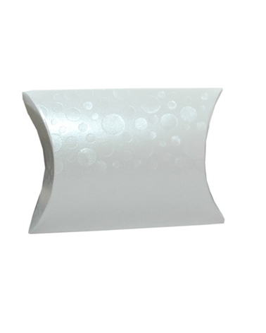 Caixa Sfere Bianco Busta - Branco - 70x70x25mm - CX3562