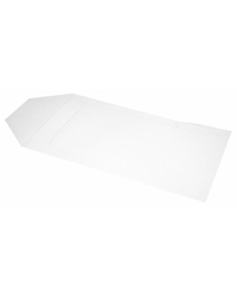 Saco c/Pala A/B Branco - Branco - 21x28cm - SC0352
