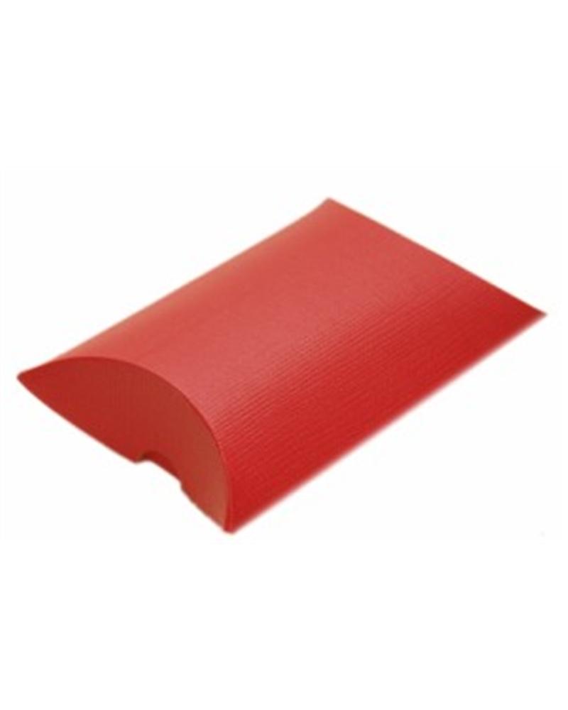 Caixa Seta Rosso Busta - Vermelho - 85x85x30mm - CX1867