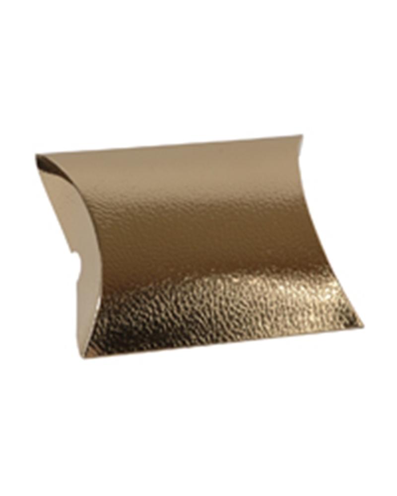 Caixa Pelle Oro Busta - Dourado - 110x120x35mm - CX3253