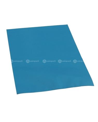 Saco c/ Pala Metalizado Mate Fundo Azul - Azul - 16x25 - SC3126