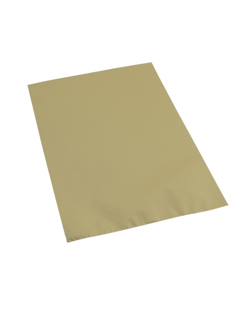 Saco c/ Pala Metalizado Mate Fundo Dourado - Dourado - 16x25 - SC3129