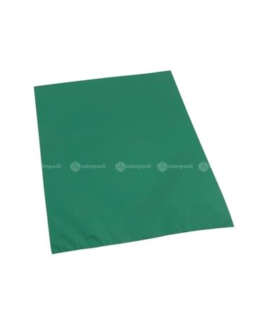 Saco c/ Pala Metalizado Mate Fundo Verde - Verde - 16x25 - SC3130
