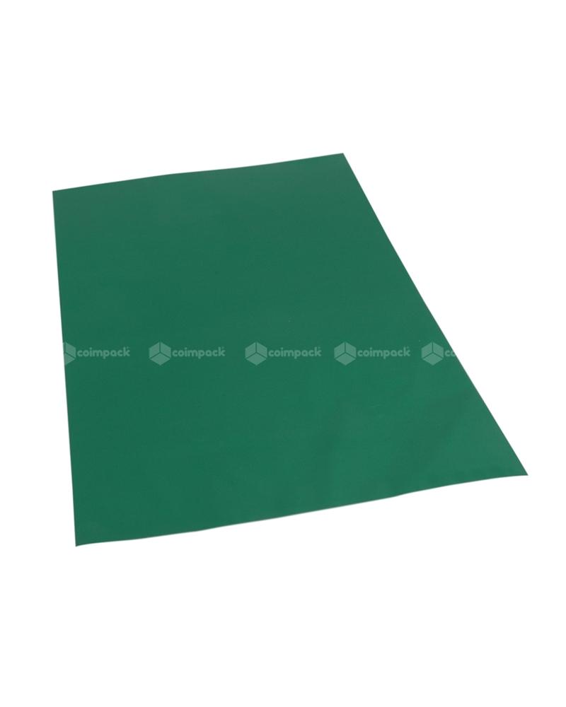 Saco c/ Pala Metalizado Mate Fundo Verde - Verde - 25x40 - SC3140