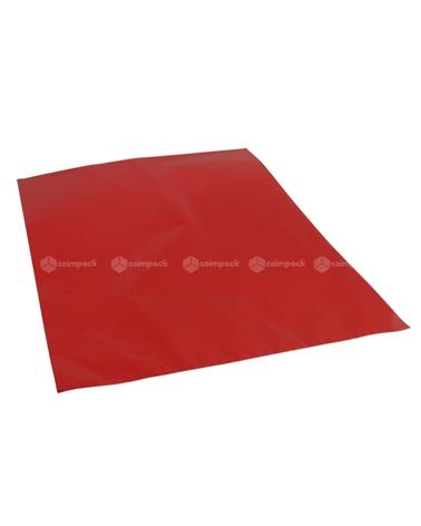 Saco c/ Pala Metalizado Mate Fundo Vermelho - Vermelho - 35x50 - SC3148