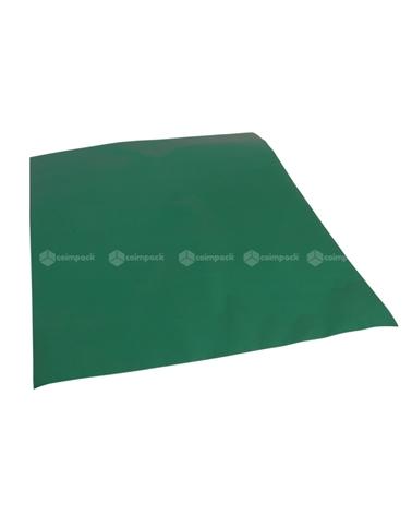 Saco c/ Pala Metalizado Mate Fundo Verde 35x50 - Verde - 35x50 - SC3150