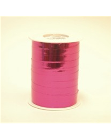 Rolo Fita Metalizada Cereja 10mm - Cereja - 10mmx250mts - FT0882
