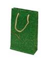 Saco Asa Cordão Artesanal Verde - Verde - 12+05X18 - SC1238