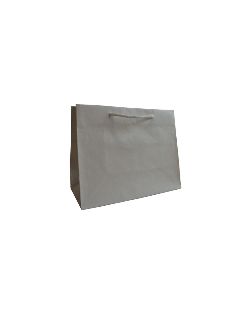 Saco Asa Cordão Linha 925 Silver - Prateado - 25.5+11.5x20 - SC3371