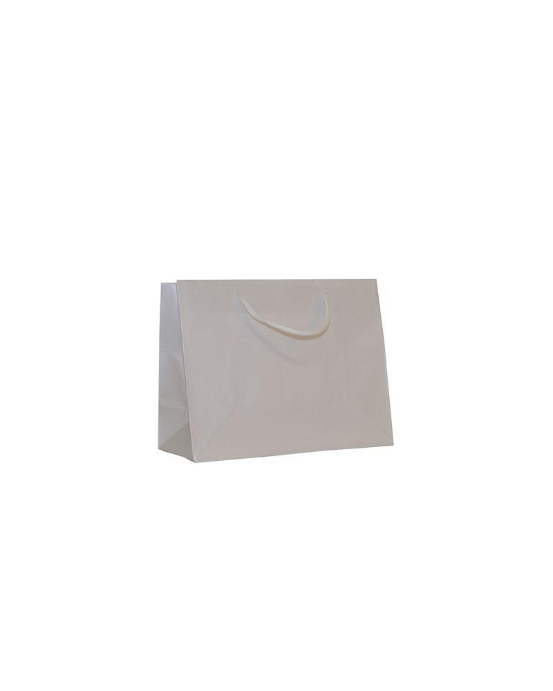 Saco Asa Cordão Linha Perola Branca - Branco - 25.5+11.5x20 - SC3376
