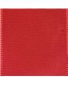 Fita Tafetá Aramada Vermelho 38mmx25mts - Vermelho - 38mmx25mts - FT5144