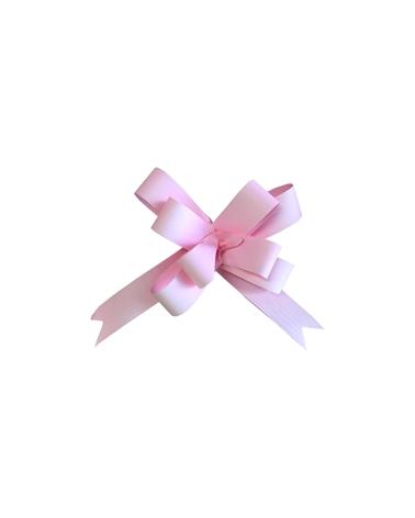 Laço de Puxar Mate Rosa Bébé - Rosa Claro - 19mm - LÇ0276