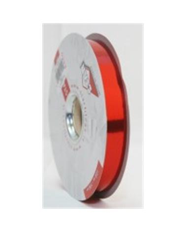 Rolo Fita Metalizada Vermelho 19mm - Vermelho - 19mmx100mts - FT0223