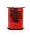 Rolo Fita Metalizada Vermelho 10mm - Vermelho - 10mmx250mts - FT1205