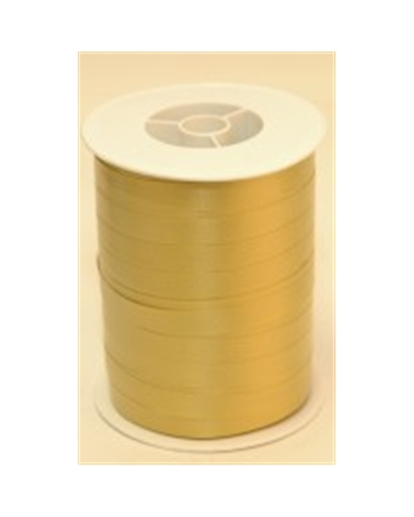 "Rolo Fita de Seda ""Cotton"" Amarelo Torrado 10mmx250mts - Amarelo - 10mmx250mts - FT1520"