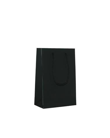 "Saco Prestige Preto ""Soft"" - Preto - 16+8x24cm - SC3036"