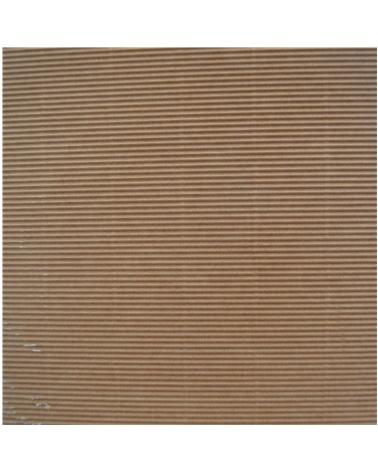 Caixa Onda Avana Cesto - Kraft - 370x265x100mm #1 - CX3762