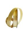 ROLLS MERIN 19MM 50 MTS DOURADO (5) - Dourado - 19mmx50mts - FT2672