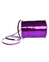 Rolo Fita Metalizada Lilás 5mm 250mts - Lilás - 5mmx250mts - FT1201