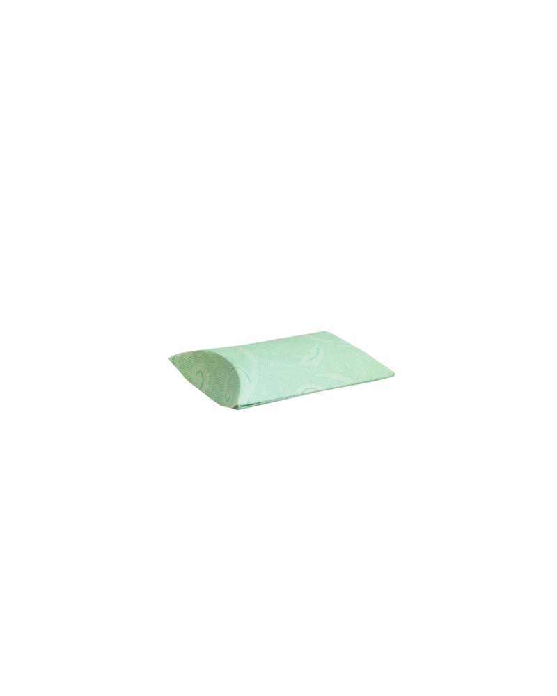 CX3455   Caixas Flexíveis   Box Damascato Verdino Busta