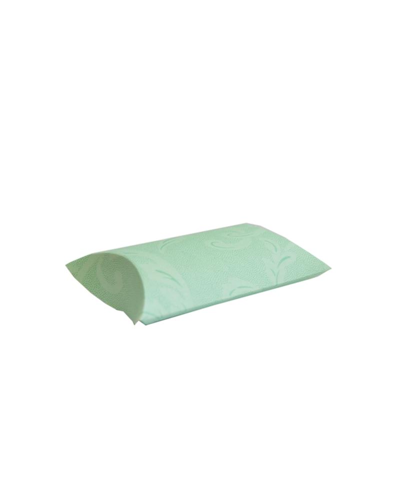 Caixa Damascato Verdino Busta - Verde - 85x85x30mm - CX3456