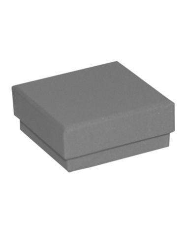 Caixa Linha 925 Silver p/ Pendente Pequena - Prateado - 6.5x6.5x2.6cm - EO0684