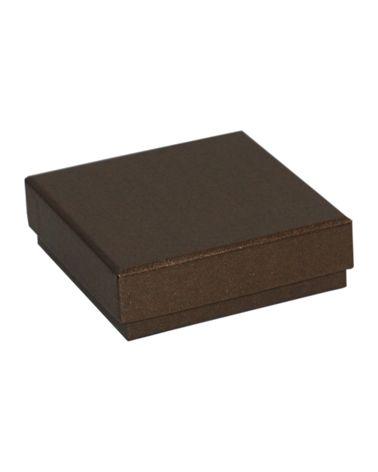 Caixa Linha Ambar p/ Pendente - Dourado - 8.6x8.6x2.8cm - EO0689