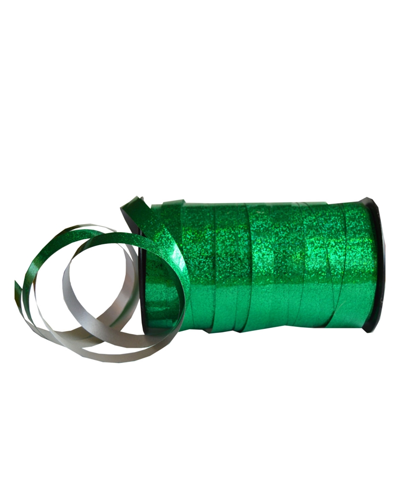 "Fita ""Paillettes"" Verde 10mm 100mts - Verde - 10mmx100mts - FT1123"