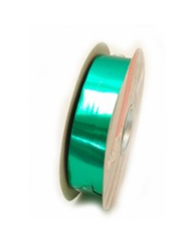 Fita de Puxar Metalizada Verde 31mm 40mts - Verde - 31mmx40mts - FT1461