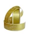 ROLLS ORGANZA FUJI 34MM 25MTS DOURADO (5) - Dourado - 34mm - FT1794