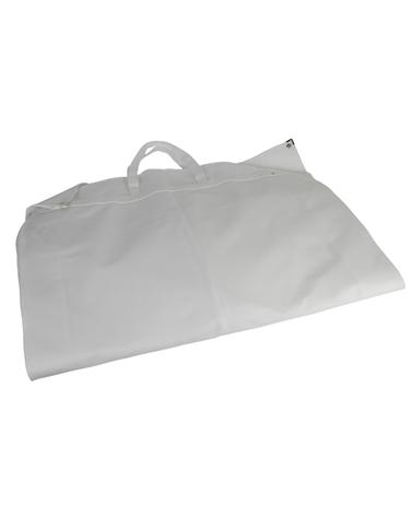 Saco em TNT Branco para Fato de Noiva - Branco - 73+17x180 - SC2939