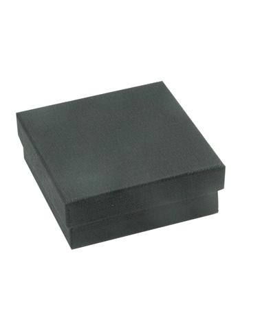Caixa Linha Black Stripes p/ Pendentes - Preto - 6x6x2.3cm - EO0637