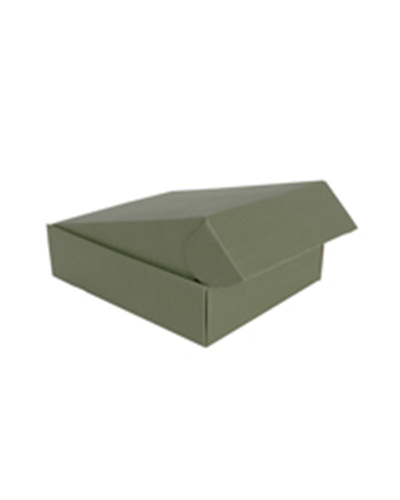 Caixa Linea Verde Cantinetta para 3 Garrafas - Verde - 340x280x90mm - CX3468