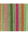 Fita Tecido c/Tirante Listada Verde/Rosa - Verde/Rosa - 25mmx15mts - FT4853
