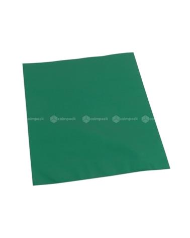 Saco c/ Pala Metalizado Mate Fundo Verde - Verde - 12x17.5 - SC3120