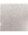 Rolo Fita Tecido Dourado/Prateado 25mmx25mts - Dourado/Prateado - 25mmx25mts - FT4863