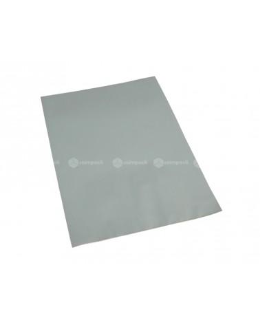 Saco com Pala Polipropileno Tissu Bege - Beige - 16x25cm - SC3073