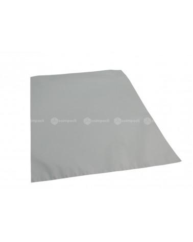 SC3152 | Sacos Automaticos | Saco c/ Pala Metalizado Mate Fundo Prateado