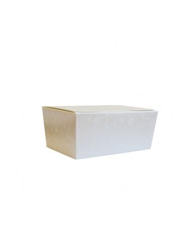 Caixa Sfere Bianco Ballottin - Branco - 125x80x55mm - CX3561