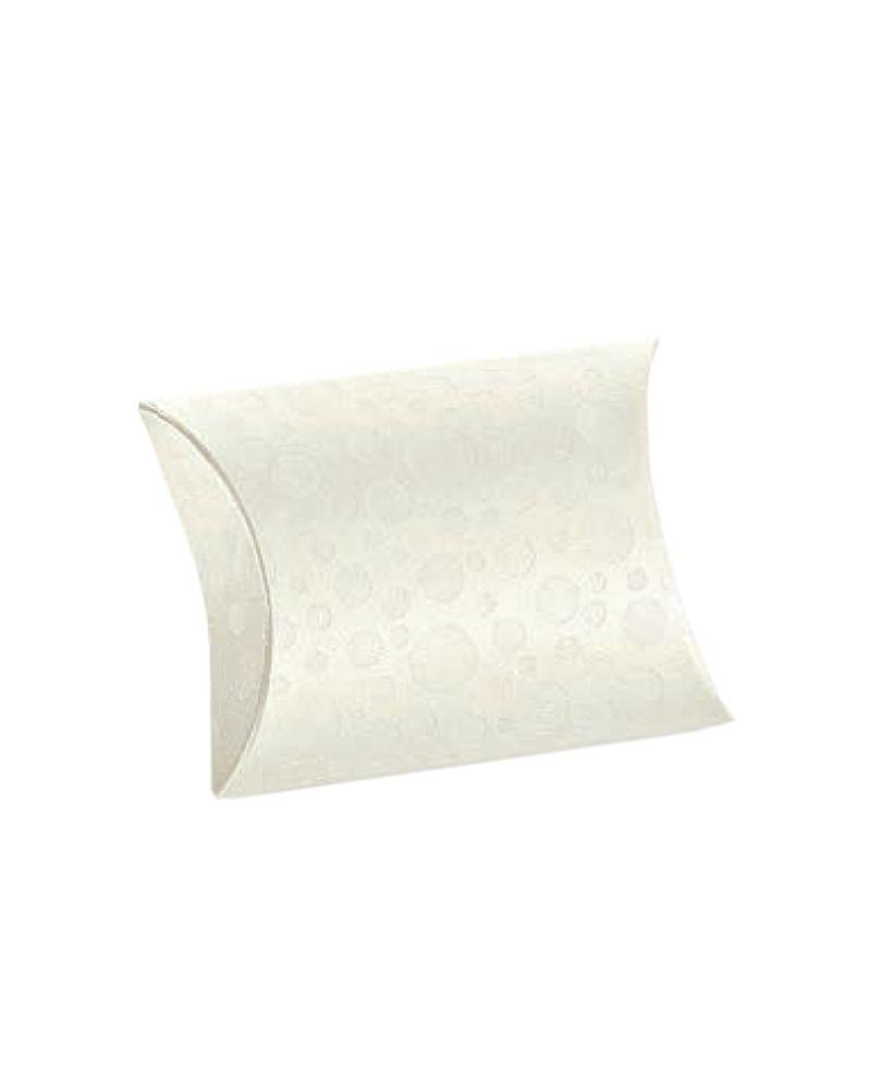Caixa Sfere Bianco Busta - Branco - 85x85x30mm - CX3563